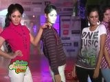 Hunk Shawar Ali & Sexy Models At A Fashion Show