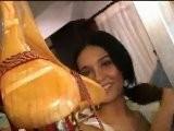 Hot Babes Amrita Rao And Urvashi Sharma At Amara Store