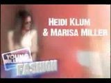 Heidi Klum & Marisa Miller