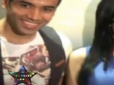Hot Amrita Rao Looks Very Sexy In Blue Top & White Skirt At Event