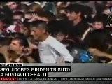 Homenajes A Gustavo Cerati A Un A&ntilde O De Caer En Coma