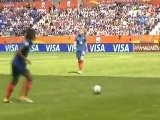 Highlights From Frances 1-0 Win Over Nigeria On The First Day Of The 2011 FIFA Women' S World Cup