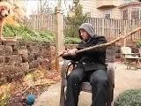 How To Make A Hiking Stick