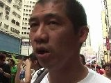 Hong Kong: Des Milliers De Personnes Marchent Pour La D&eacute Mocratie