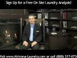 Hotel Laundry Services &ndash Save Cash With Airtrona &ndash Watch Our Video!