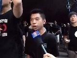 Hong Kong Protests Continue Over Police Suppression During Li Keqiang Visit