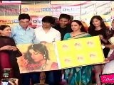 Hema Malini Unveils The CD Cover Of Movie &#039 Rivaaz&#039