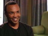 HitFix Real Steel - Sugar Ray Leonard