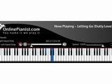 How To Play Letting Go By Sean Kingston On Piano