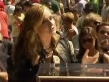 Hollywood Star For Melissa Etheridge