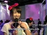 Hello Kitty By Swarovski Ft Yuko Yamaguchi & Hara Kara