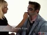 How To Apply Zombie Makeup For Halloween