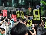 Hong Kong' S Occupy Central Protest