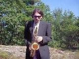 A Rooster To Asclepius - Thomas Kushin, Alto Sax Improv 8-7-2010