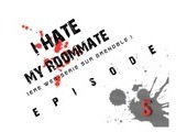 I HATE MY ROOMMATE - Episode 5 - L&#039 Auditeur Arrive Cagoul&eacute Et Le D&eacute Monte