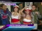 Irina Grandez Y Daysi Araujo Quieren Destronar A Larissa Riquelme En La Copa Am&eacute Rica 2011