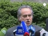 IMF Boss Swaps Hotel Luxury For New York Jail