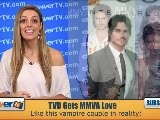 Ian Somerhalder & Nina Dobrev Couple Up At 2011 MMVA&#039 S