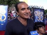 Iqbal Theba - &#039 Glee The 3D Concert Movie&#039 Premiere
