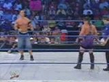 John Cena Vs Rob Van Dam Smackdown Part 1