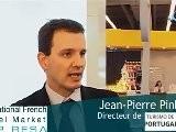 IFTM Top Ré Sa 2009 - Interview Jean-Pierre Pinheiro