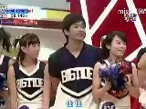Jia MissA Cheerleader In StarKing SBSHD