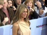 Jennifer Aniston Gets First Tattoo
