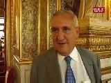 Jean-Pierre Raffarin : Chez Martine Aubry, Il Y A De La Consistance
