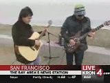 Joe Satriani - Starry Night, KRON 4 News