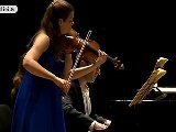 Janine Jansen And Itamar Golan Perform Ravel