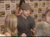 Justin Timberlake &#039 Geeks Out&#039 At Comic-Con
