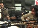 Jean-Pierre Danel & Nono De Trust Promo De L' Album Out Of The Blues Sur Ouï FM Nov. 2010