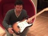 Jean-Pierre Danel Et Ses Rares Fender Stratocaster 1954 & 1956