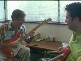 Jean-Pierre Danel & Hank Marvin - Out Of The Blues - Making Of 5 M Appeal