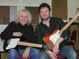 Jean-Pierre Danel & Albert Lee - Out Of The Blues - Making Of 7 Tulsa Time