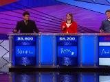 Jeopardy! Season 27.24-1 - Nikhil, Raya, & Andrew