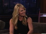 Jimmy Kimmel Live Jennifer Morrison On Jimmy Kimmel, Part 1