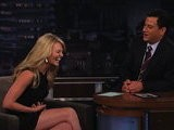 Jimmy Kimmel Live Jennifer Morrison On Jimmy Kimmel, Part 2