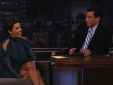 Jimmy Kimmel Live Eva Longoria, Part 2