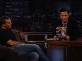 Jimmy Kimmel Live Antonio Banderas, Part 2