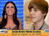 Justin Bieber 3D Movie Casting: Be In The Film!