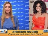 Jordin Sparks Releases New Single I Am Woman