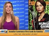 Jennifer Lawrence As Katniss Everdeen In ' The Hunger Games' First Look