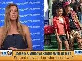 Jaden & Willow Smith Tie At BET Awards