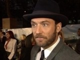Jude Law Kicks Off London Film Festival