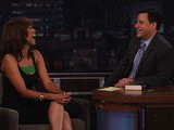 Jimmy Kimmel Live Tyra Banks, Part 2