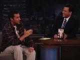 Jimmy Kimmel Live Adam Sandler, Part 2