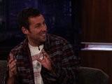 Jimmy Kimmel Live Adam Sandler, Part 1