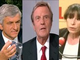 Kouchner, Amara Et Morin Critiquent Le Virage S&eacute Curitaire