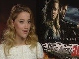 IGN Amber Heard: Drive Angry Interview